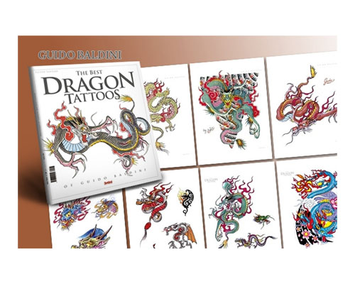 Best Dragon Design Flash Book