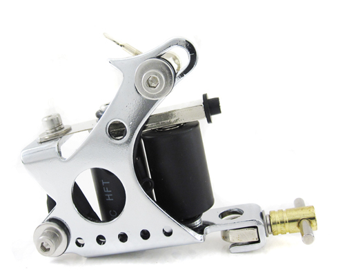 Punk Tattoo Machine