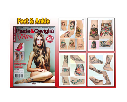 Ankle & Feet Reference Book