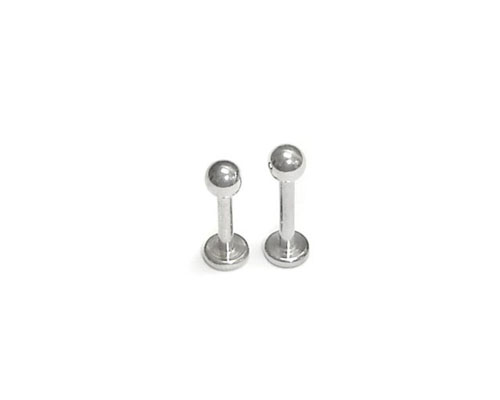 Stainless Steel Ball Labret