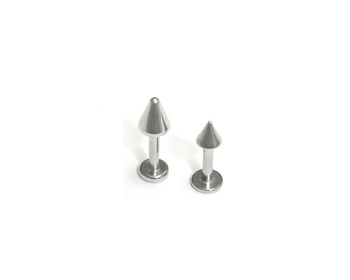 Stainless Steel Cone Labret