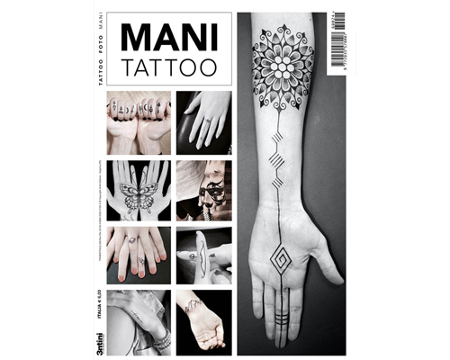 Hand Tattoo Reference Book