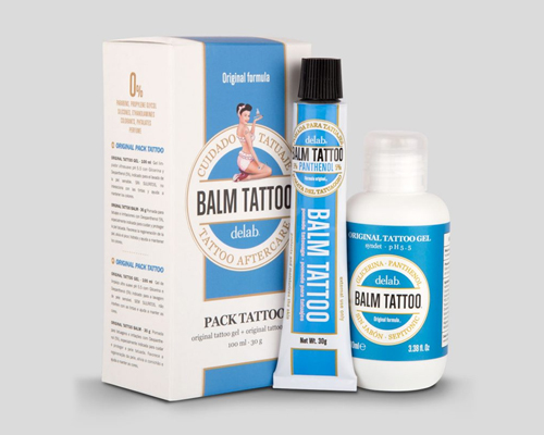 Balm Tattoo Original Aftercare Set