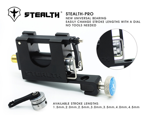 Stealth Rotary Sets Pro